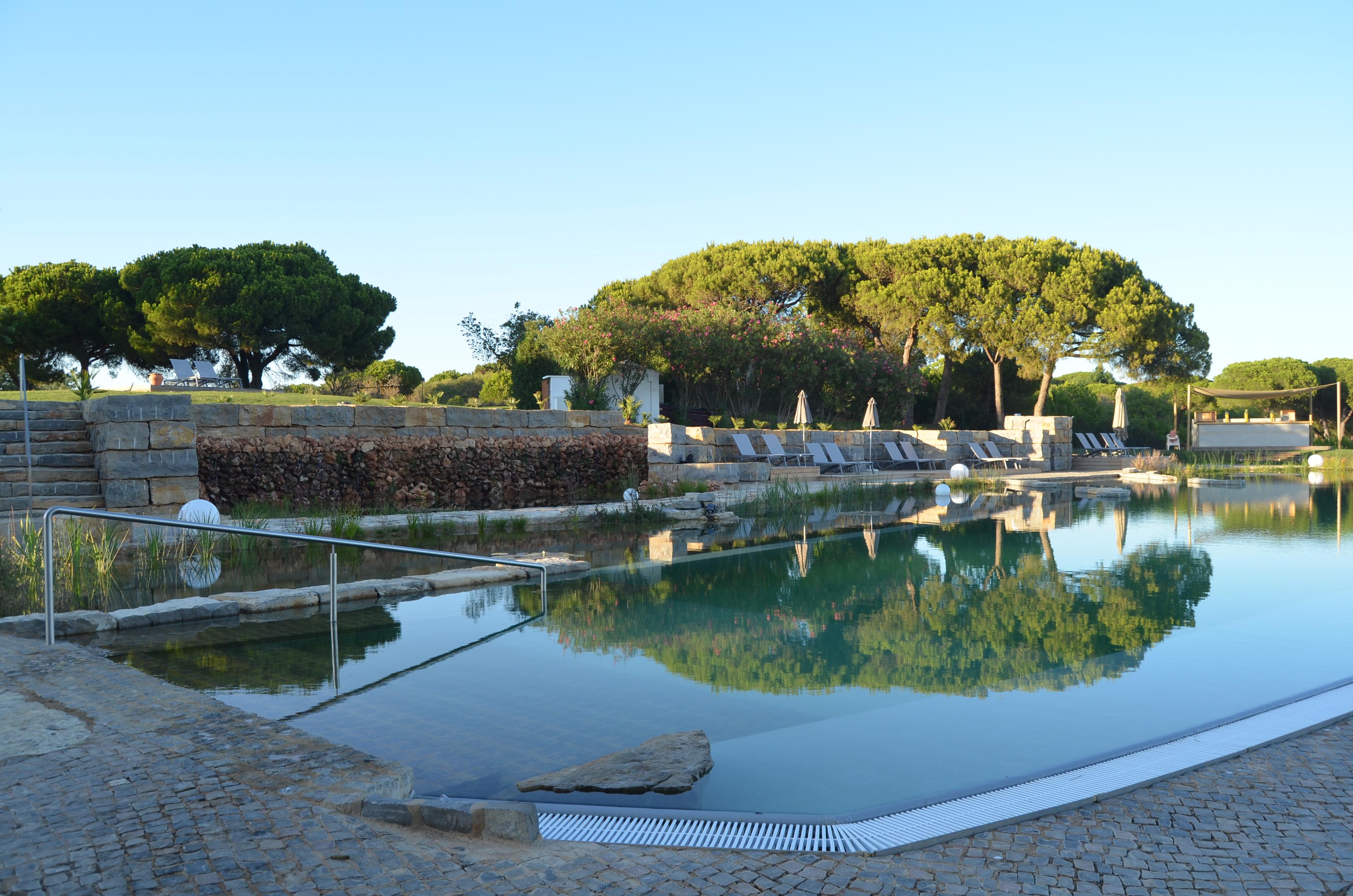 Albufeira piscinas biol gicas for Piscinas biologicas