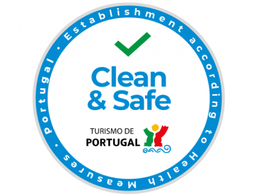 "Seal ""Clean & Safe"""